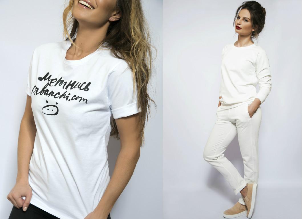 Как создать модный бренд с продажи футболок: опыт Холостячки Анны Селюковой - фото №1