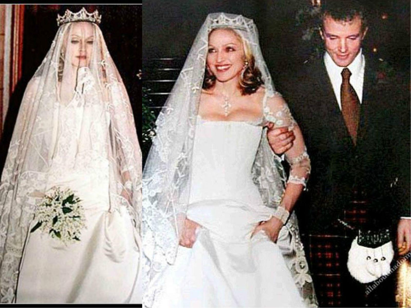 Самая голливудская свадьба года: бывший муж Мадонны женился третий раз - фото №2
