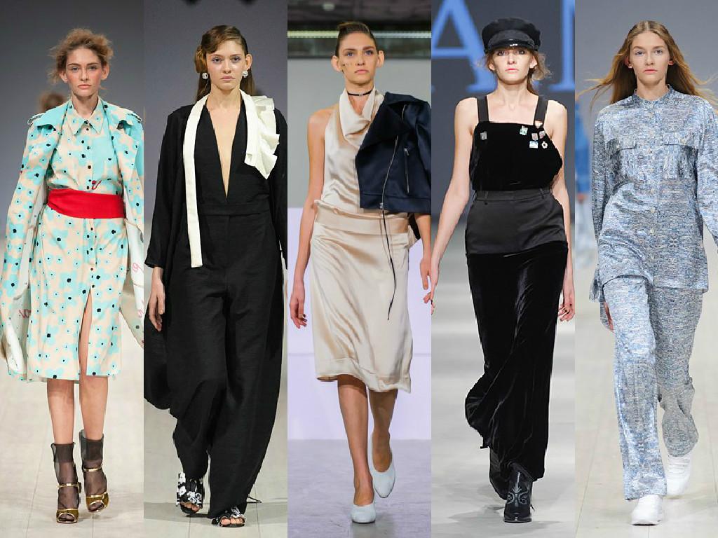 арина любителева Ukrainian Fashion Week