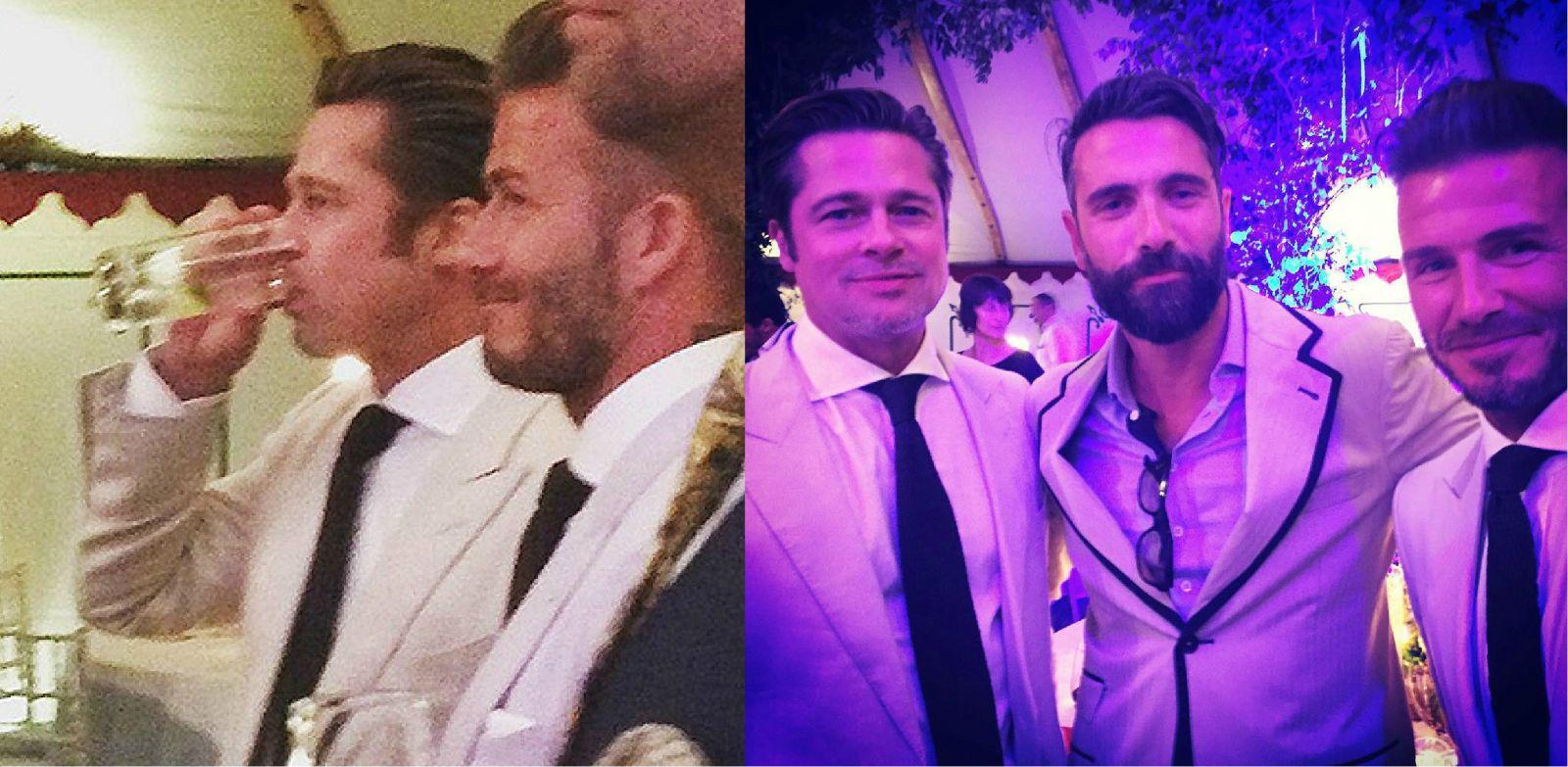 Самая голливудская свадьба года: бывший муж Мадонны женился третий раз - фото №6
