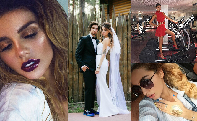 Чем занимались звезды на прошлой неделе: свадьбы и гастроли - фото №1