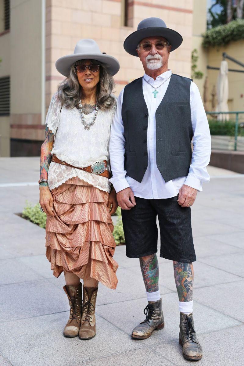 Возраст стилю не помеха: как одеваются модники на пенсии - фото №2