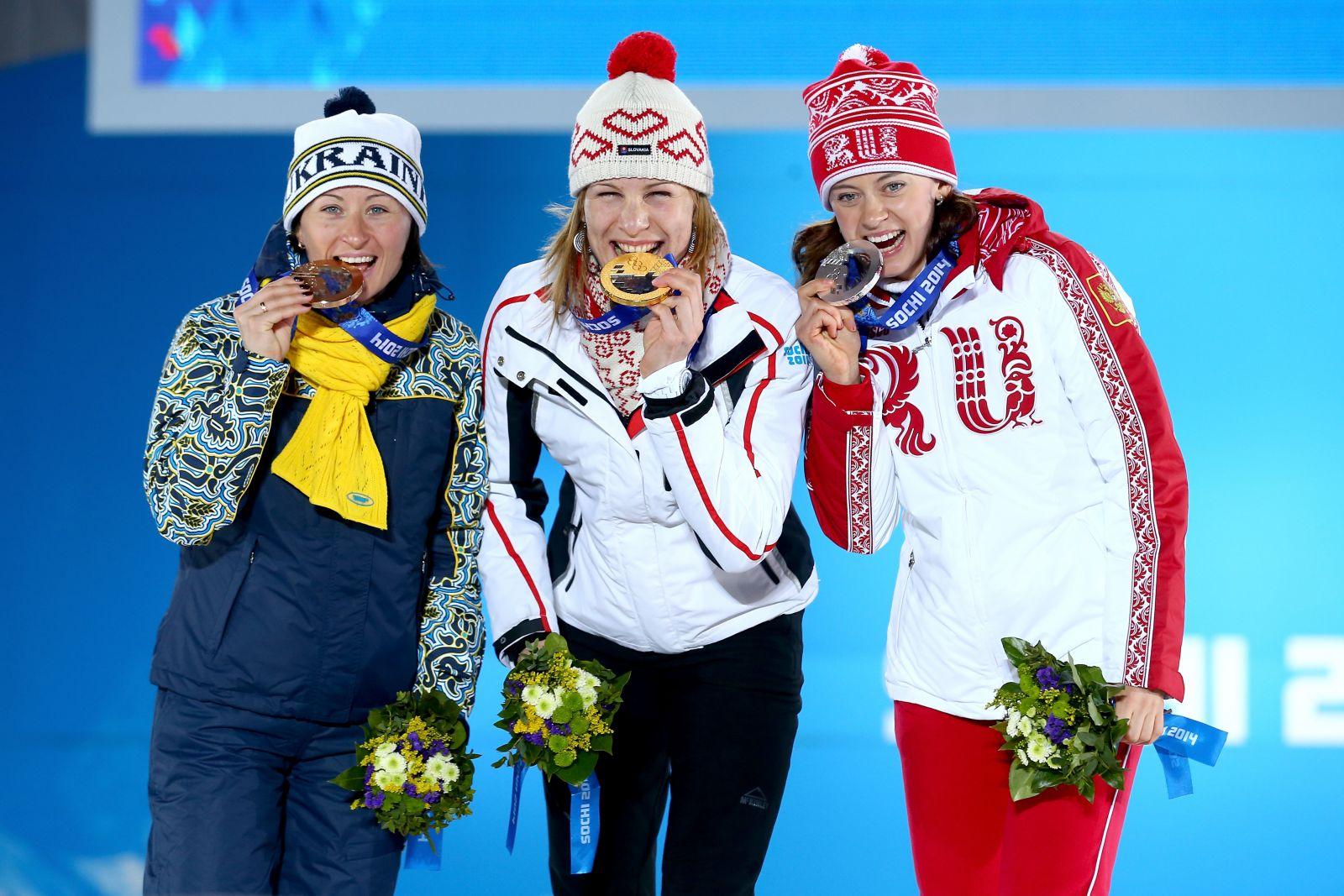 Украинки на зимних Олимпийских играх: пьедестал почета - фото №6