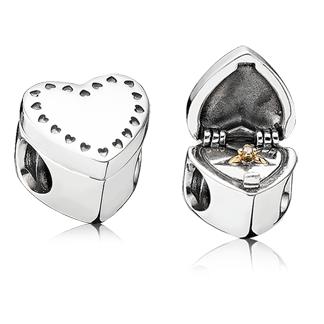 Коллекция украшений Pandora ко Дню всех влюбленных - фото №2