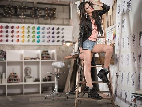 Селена Гомес выпустила коллекцию для adidas - фото №1