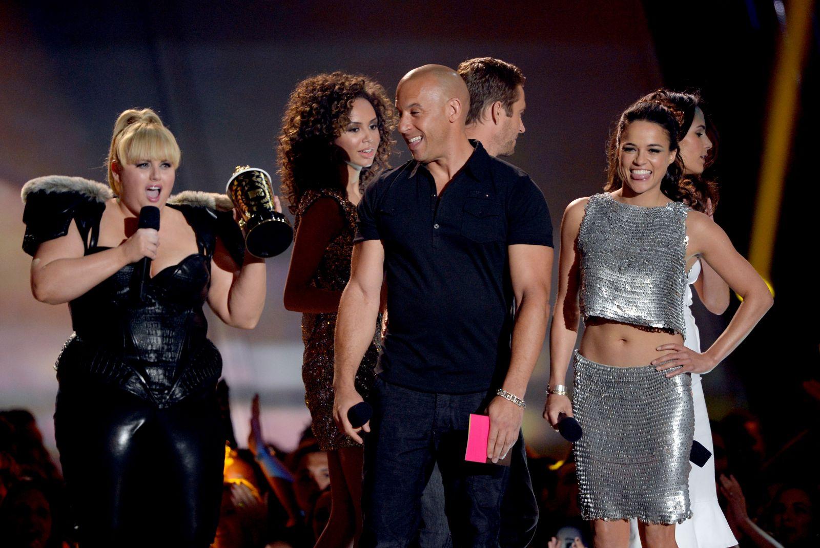 MTV Movie Awards 2013: красная дорожка и победители - фото №9