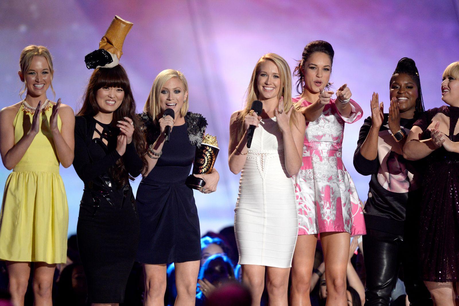 MTV Movie Awards 2013: красная дорожка и победители - фото №17
