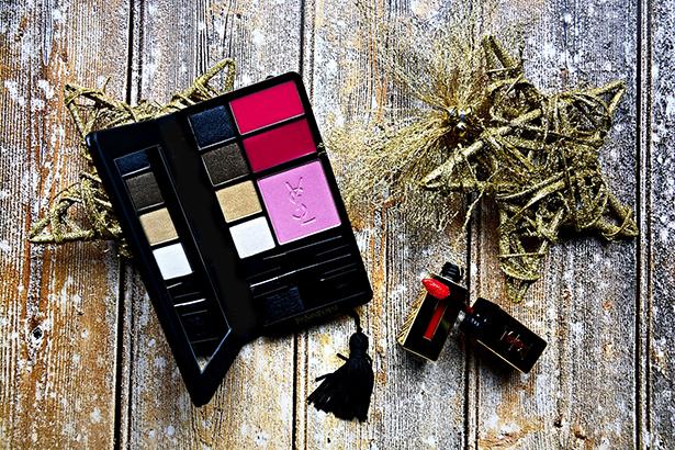Что купить из рождественских коллекций декоративной косметики Dior и YSL - фото №3