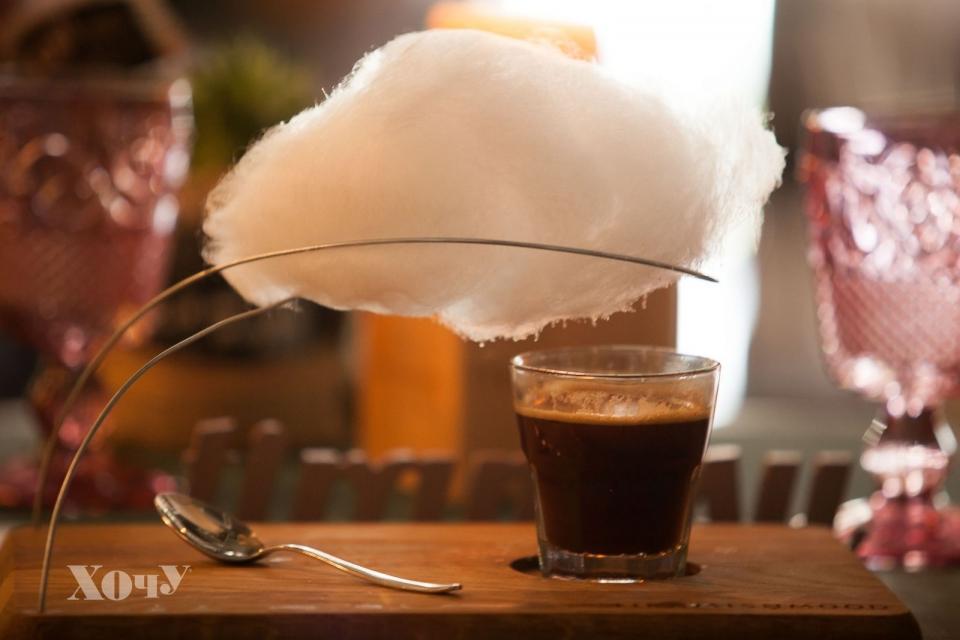 Где в Киеве можно попробовать семь видов тирамису и кофе со сладким облаком: Tiramisu bar - фото №7