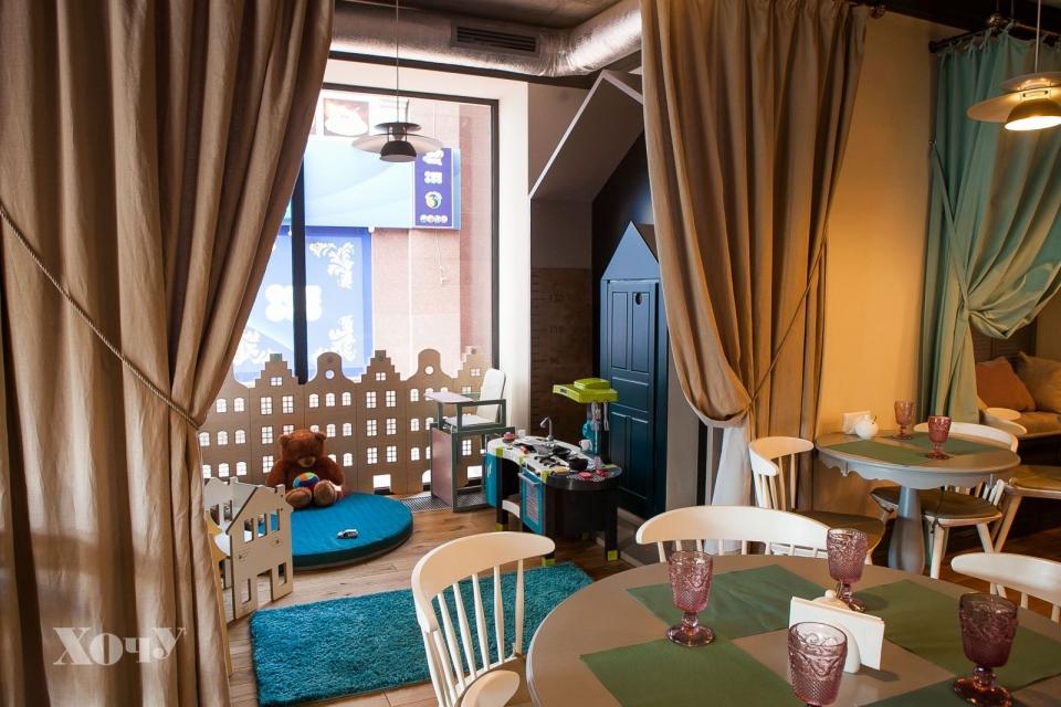 Где в Киеве можно попробовать семь видов тирамису и кофе со сладким облаком: Tiramisu bar - фото №11