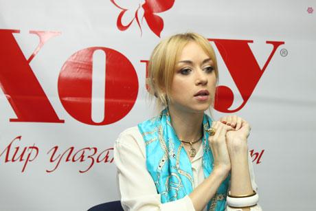 Наталья Валевская в гостях у ХОЧУ. ФОТО И ВИДЕО - фото №6