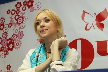 Наталья Валевская в гостях у ХОЧУ. ФОТО И ВИДЕО - фото №7