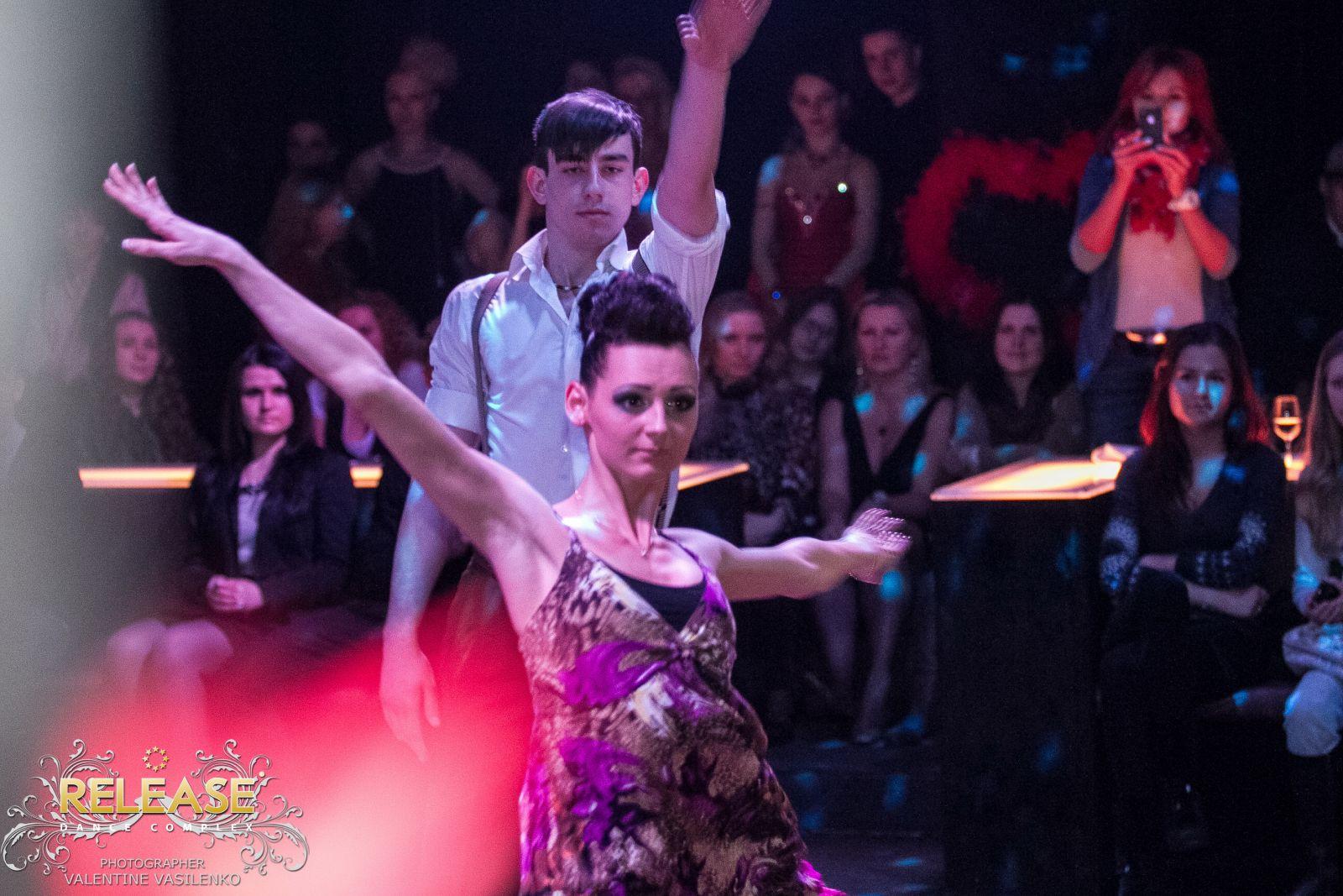 Невероятное шоу от Release Dance Complex - фото №2