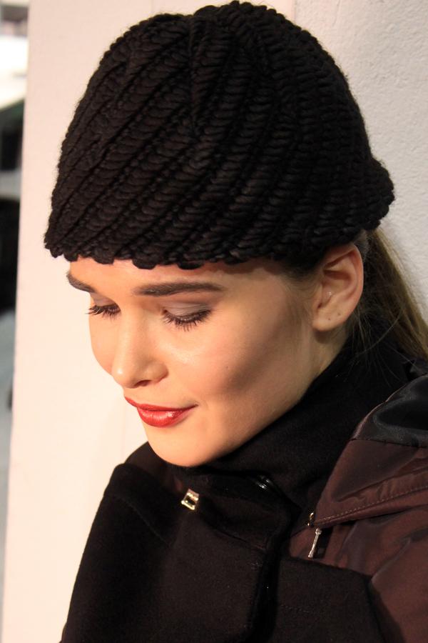 UFW: коллекция Elena Golets осень-зима 2014-2015 - фото №4