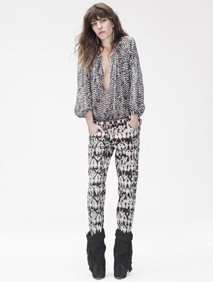 Появились первые фото коллекции Isabel Marant for H&M - фото №1