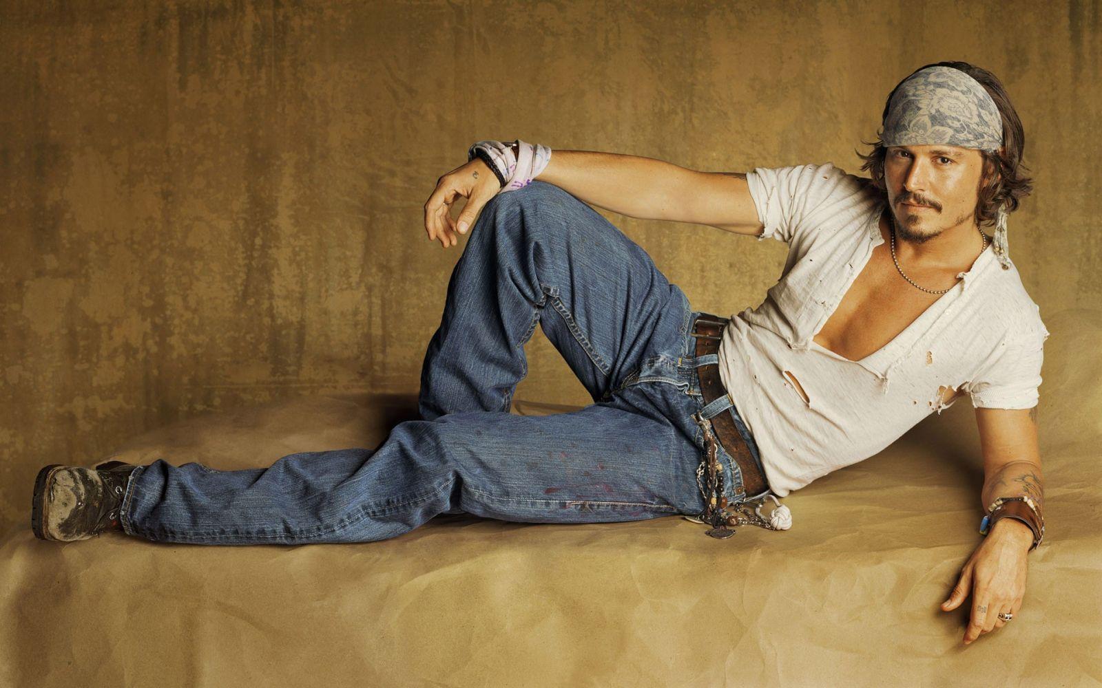 За что мы любим Джонни Деппа: 5 причин - фото №2