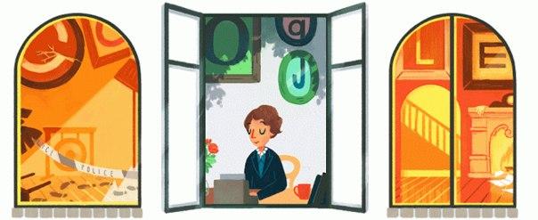 Как Google выпустил дудл: история измененного логотипа поисковика - фото №1