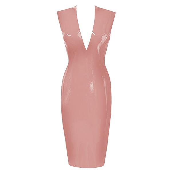 Голосуем! Ким Кардашьян в платье из Латекса: hot or not