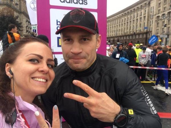 Wizz Air Kyiv City Marathon 2016 фото