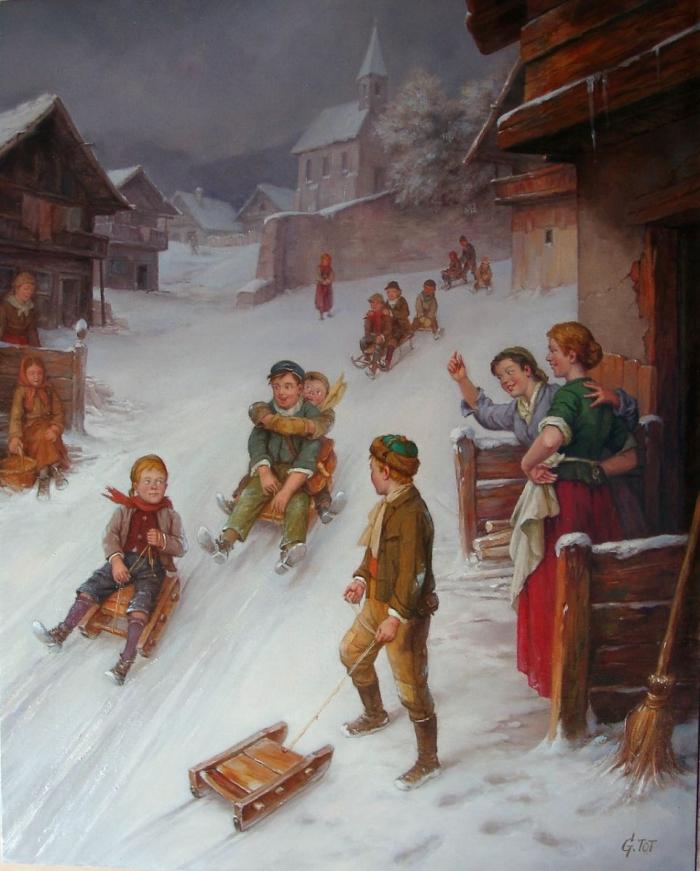 Как украинский «Щедрик» стал самой популярной рождественской песней в мире: история мелодии, которой исполнилось 100 лет - фото №4
