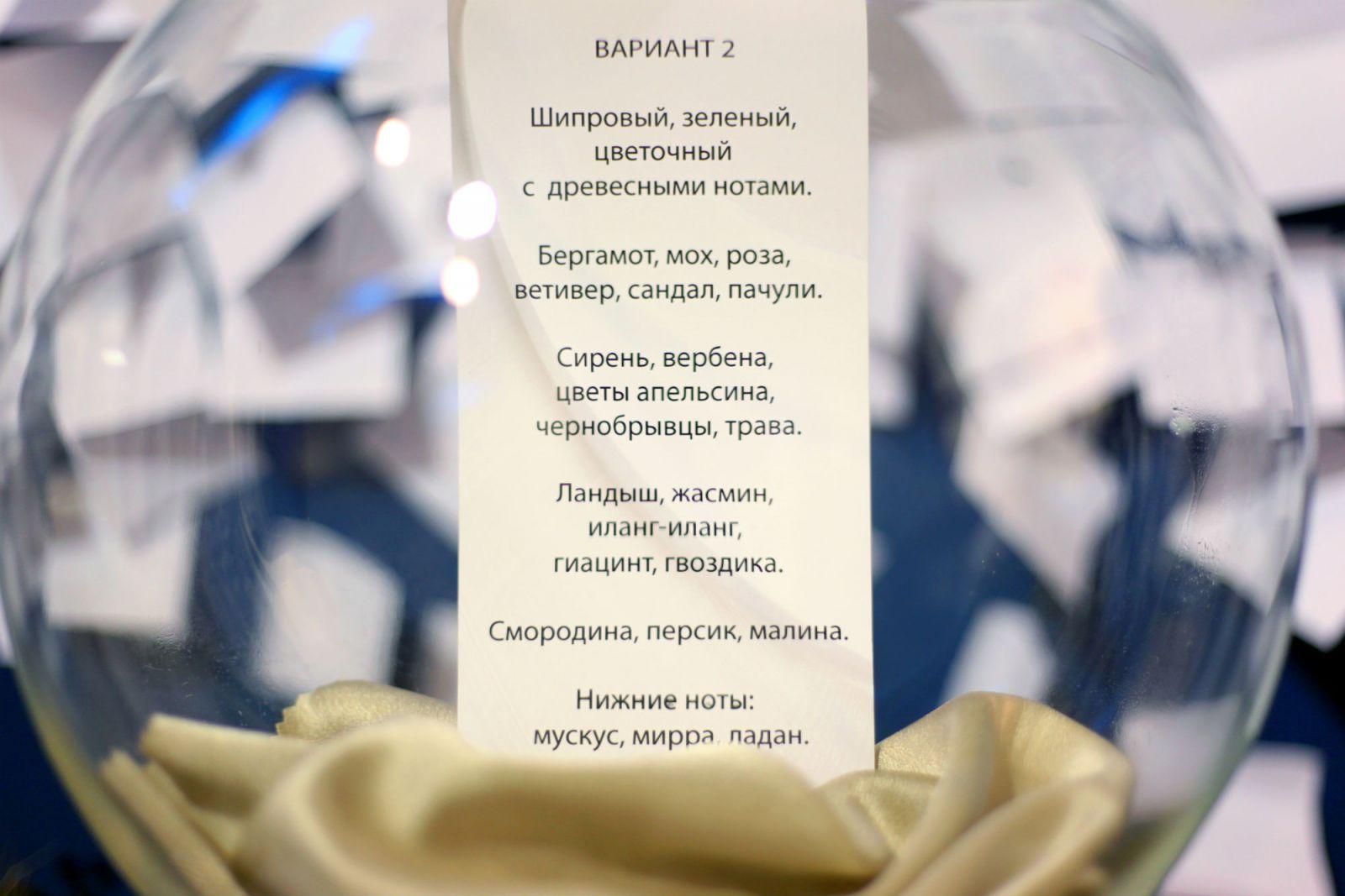 Как будет пахнуть парфюм Украина - фото №4
