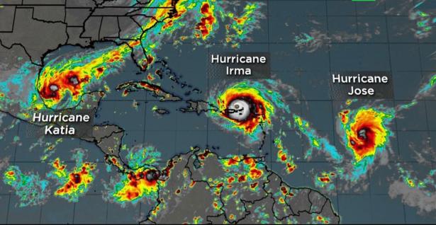 ураган катя последние новости