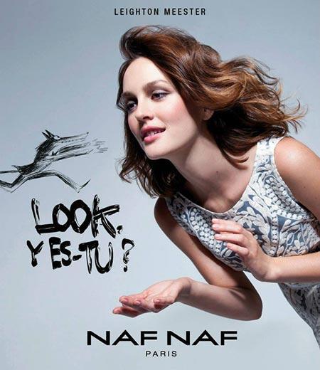 Коллекция Naf Naf осень-зима 2013-2014 - фото №2