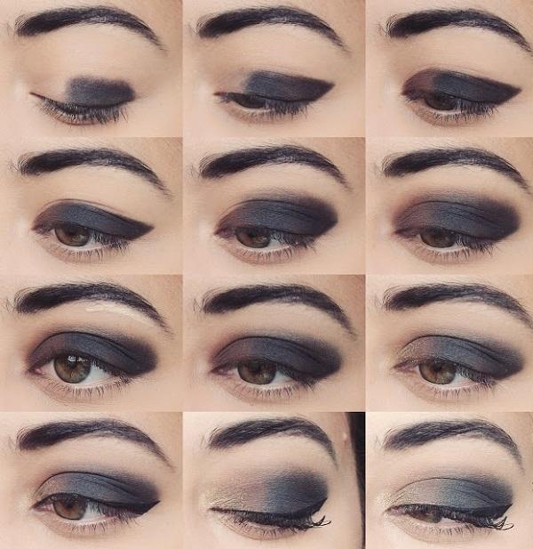 Тонкости макияжа: какие оттенки подойдут для серых глаз (+ВИДЕО) - фото №7