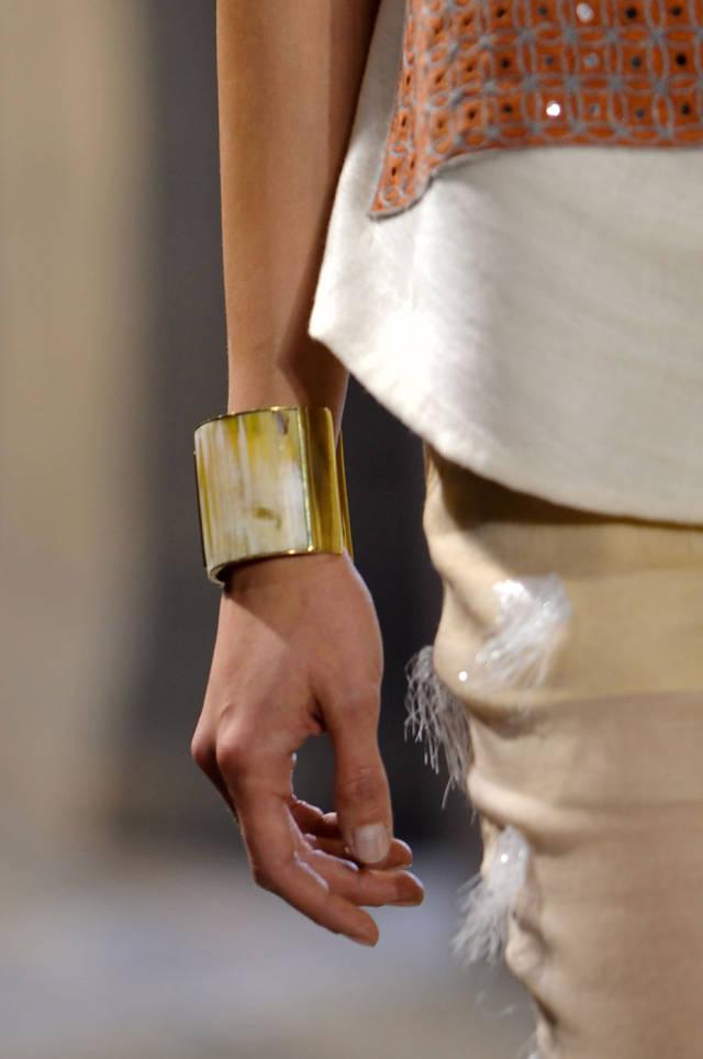 Модные украшения сезона весна-лето 2014 - фото №18