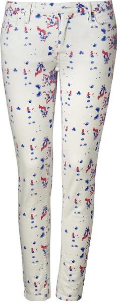 Модные джинсы: весна-лето 2013 - фото №4