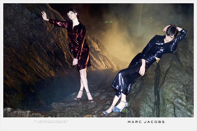 Лучшие рекламные кампании модных брендов осени 2013 - фото №8