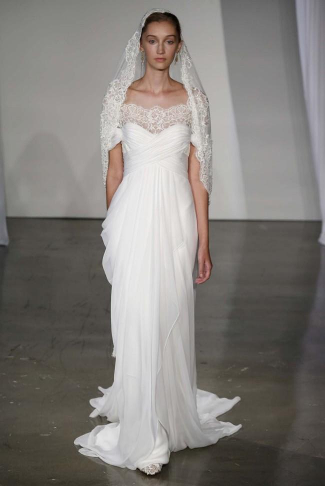 Тренды свадебной моды 2013 - фото №1
