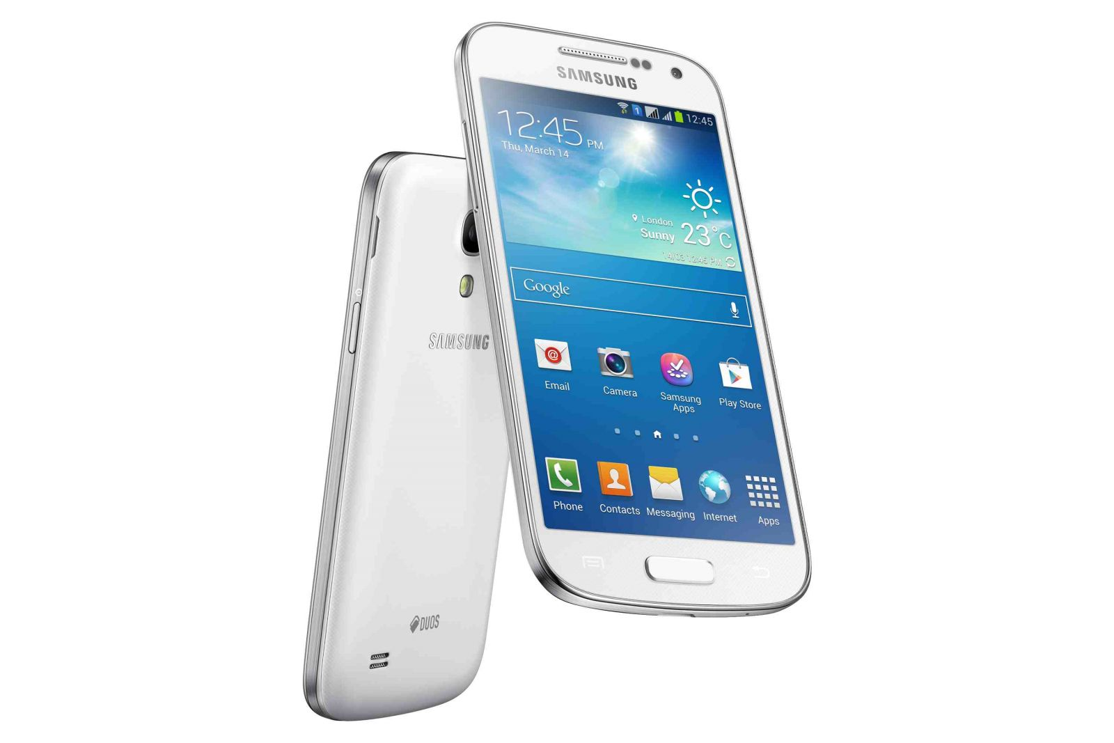 Samsung Galaxy S4 Mini: все для счастливой жизни - фото №2
