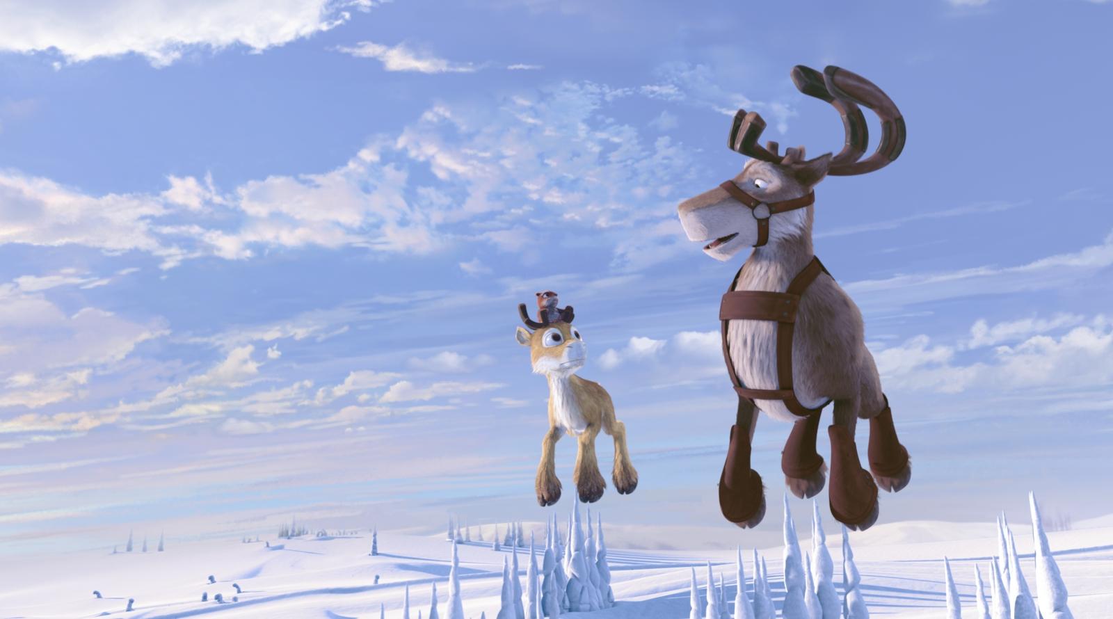 Рождественские мультфильмы для детей и взрослых - фото №3