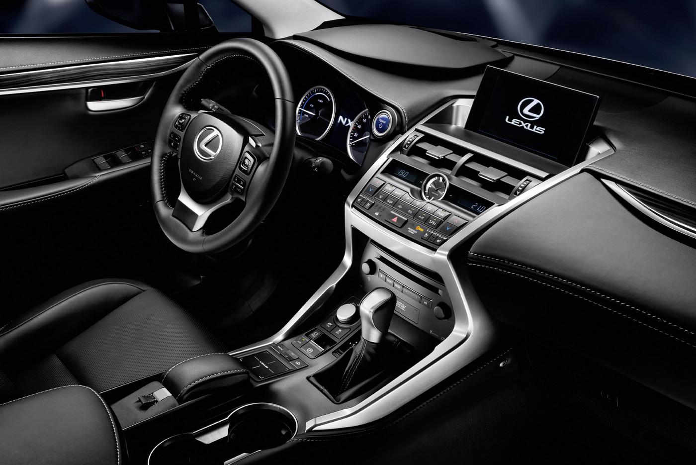 Новый Lexus NХ уже можно заказать в Украине - фото №2