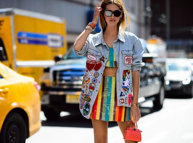 модные украшения 2016 модные значки и нашивки на одежду 2016