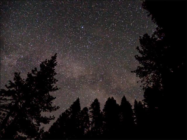 ночь картинка