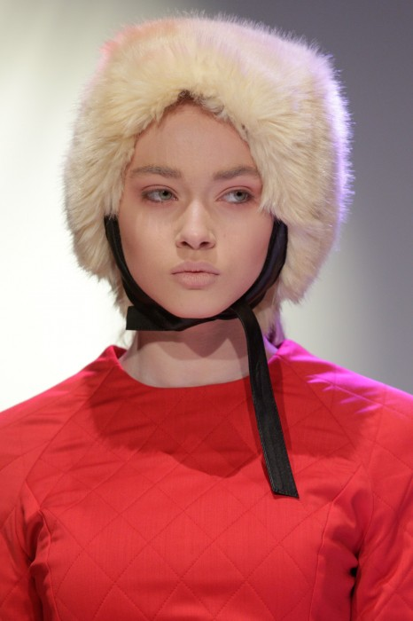 Kiev Fashion Days: коллекция Omelya Atelier осень-зима 2014-2015 - фото №8
