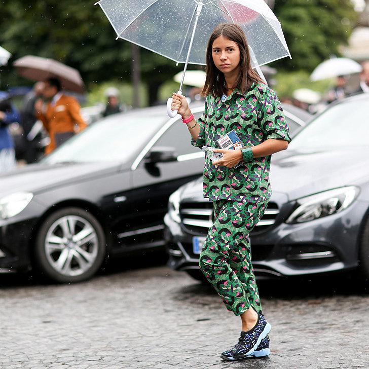 Как одеться в дождливый день