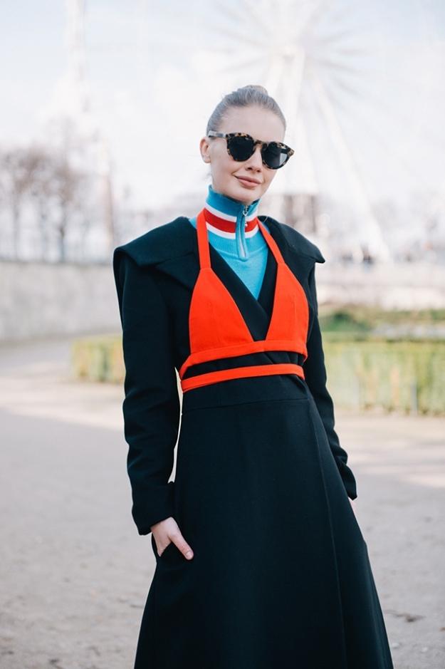 Что носить зимой 2016/17: 70 модных street style образов на декабрь