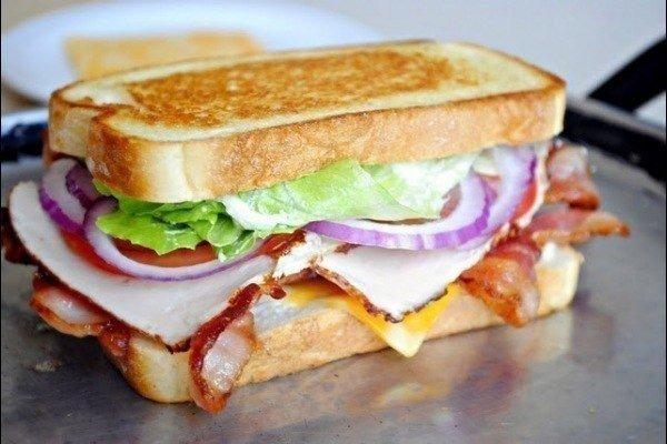 Сэндвич: топ 5 вариантов оригинального бутерброда - фото №1