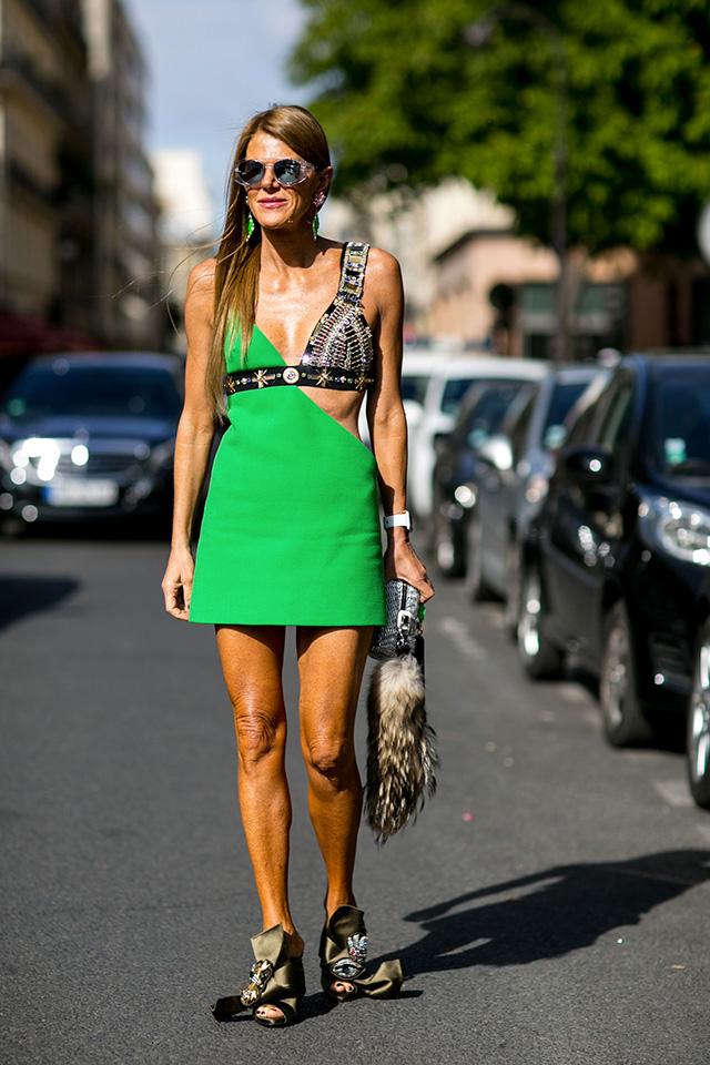Street style: Неделя высокой моды в Париже, честь II