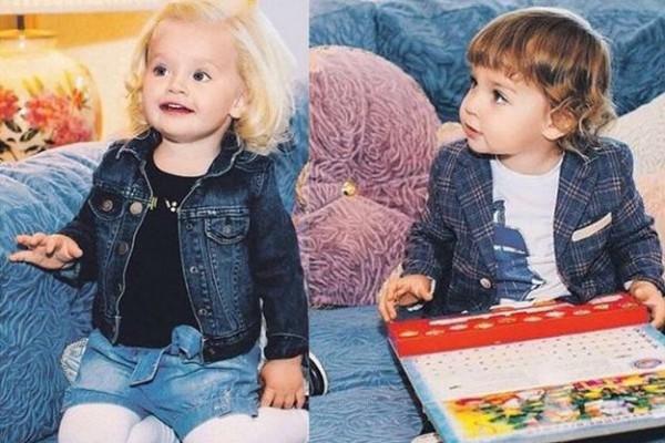 Дети Максима Галкина и Аллы Пугачевой фото