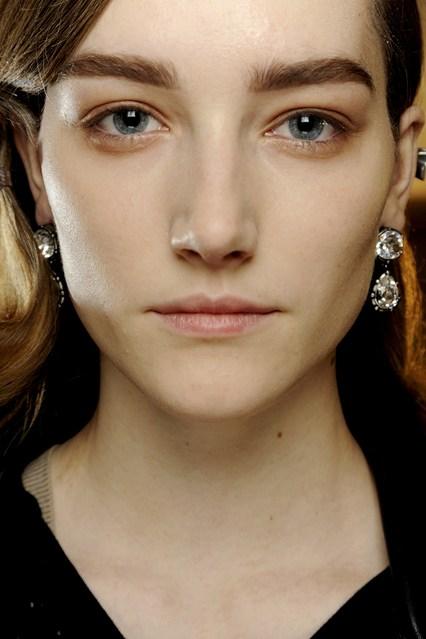 Модный макияж сезона осень 2013 - фото №7