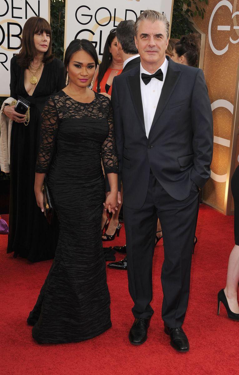 Золотой Глобус 2014: самые красивые звездные пары - фото №5