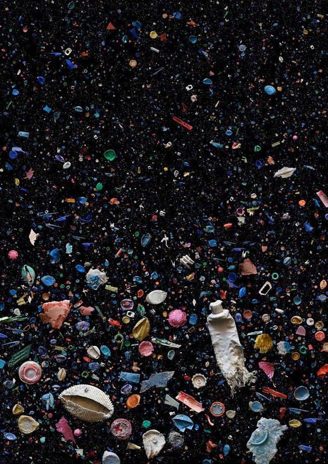 мусор в океанах