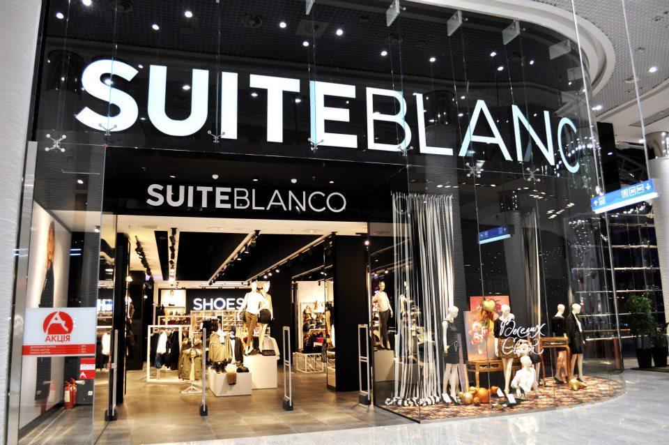 В Киеве открылся бутик испанского бренда Suiteblanco - фото №1