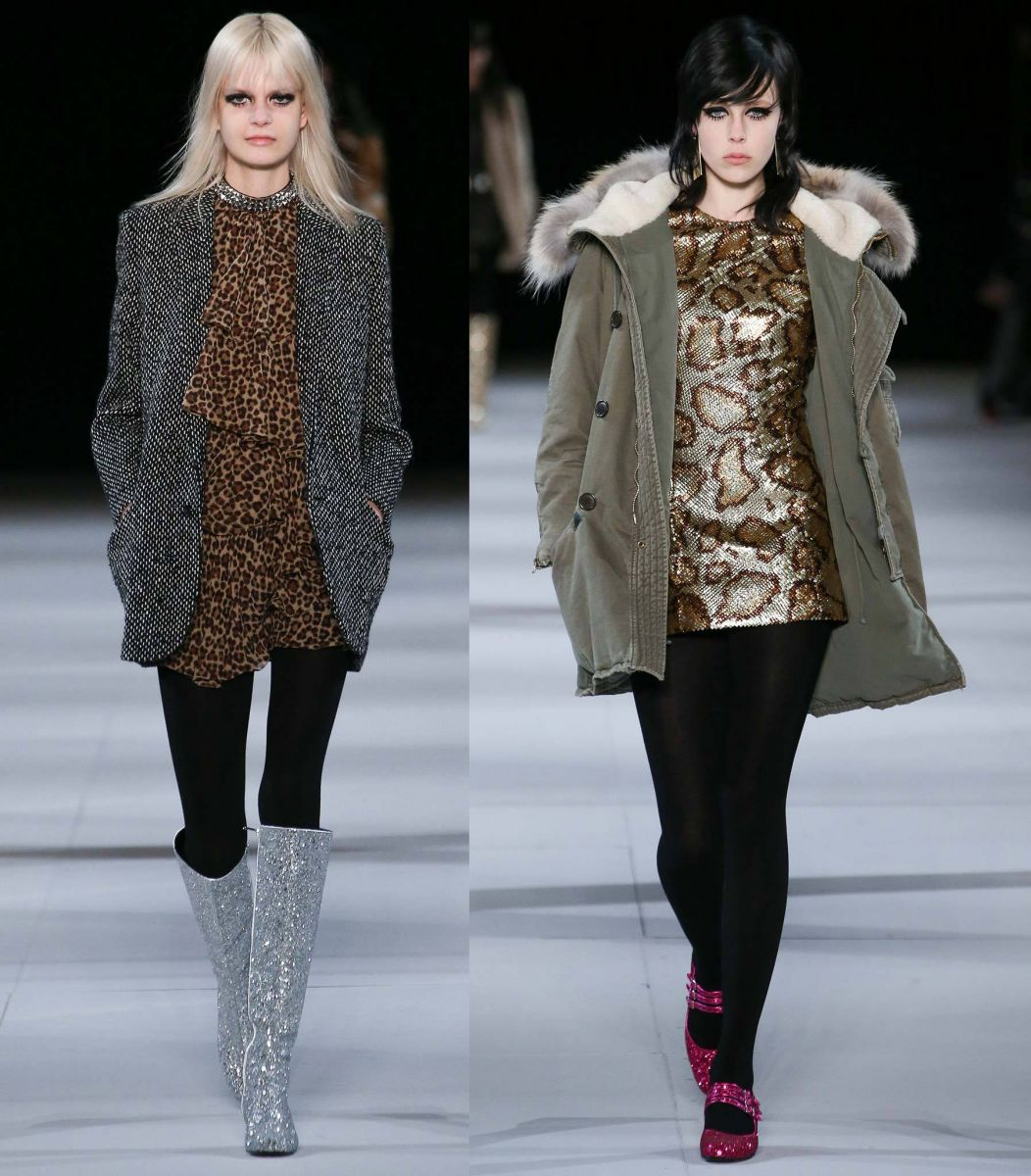 Как носить леопардовый принт этой осенью - фото №5