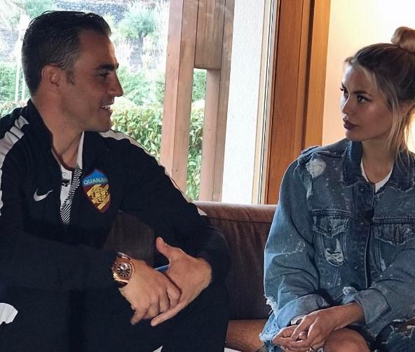 Разведенная Виктория Боня провела день в компании звезды мирового футбола (ФОТО) - фото №1