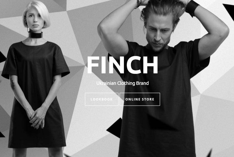 Где одеться в Украине: лучший молодой бренд года FINCH